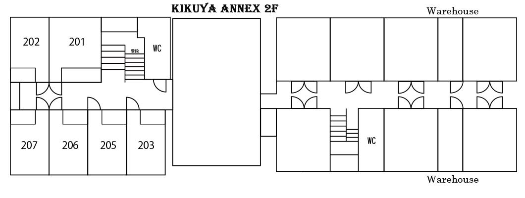 Kikuya-annex 2st floor